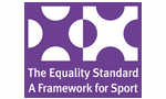 Equality in Sport. logo