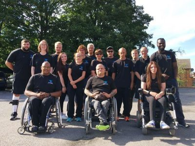 Herts Disability Sports Foundation, Team photo