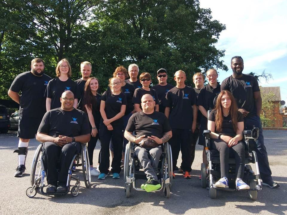Disability Sport & Physical Activity - Herts Sports Partnership